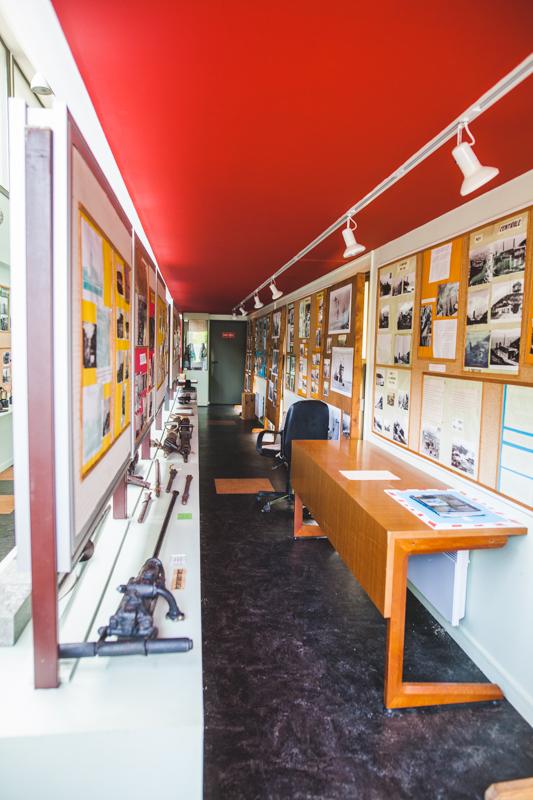 Musée des Mines et des Carrières Flamanville