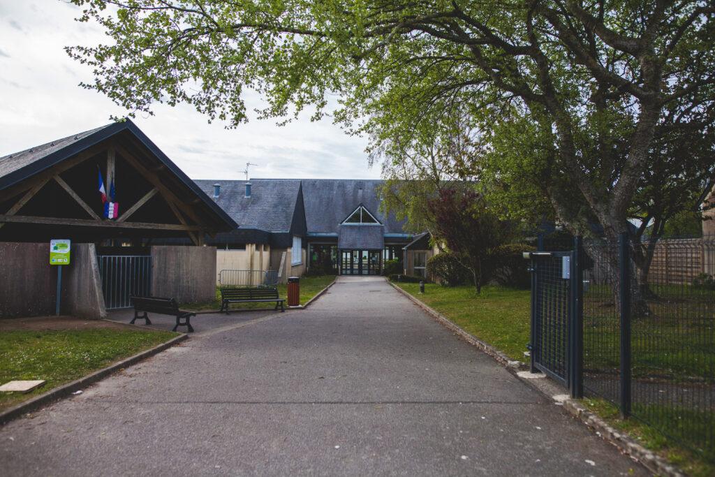 Collège Lucien Goubert Flamanville