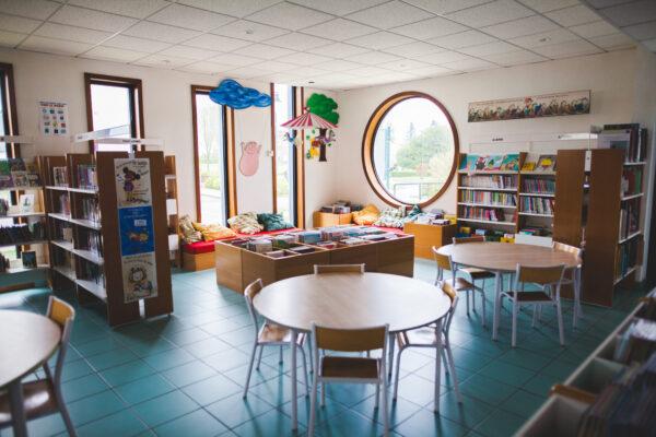 Bibliothèque Flamanville