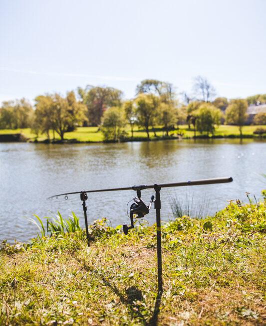Étangs de pêche Château Flamanville