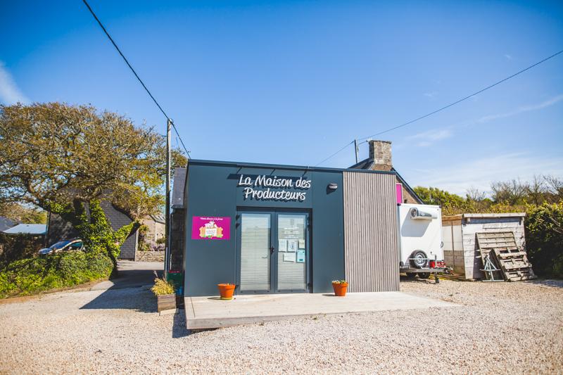 La Maison des producteurs Flamanville