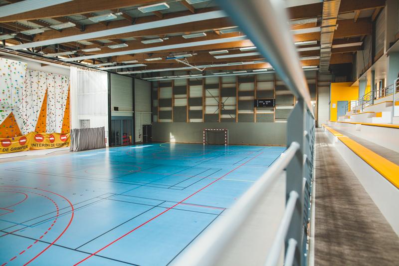 Gymnase Flamanville